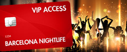 Barcelona VIP Nightlife Card