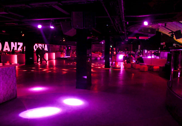 Car Hire Las Vegas >> Danzatoria, Barcelona - Barcelona Nightlife