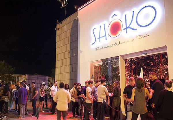Shoko Barcelona Barcelona Nightlife